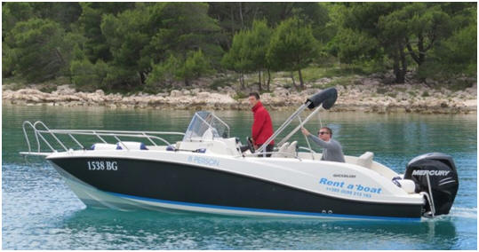 Quicksilver Sundeck 675